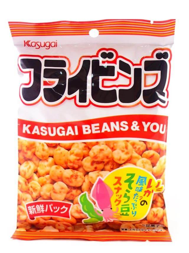 Kasugai Fry Beans