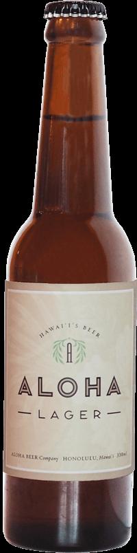 Nippon Beer Aloha Beer