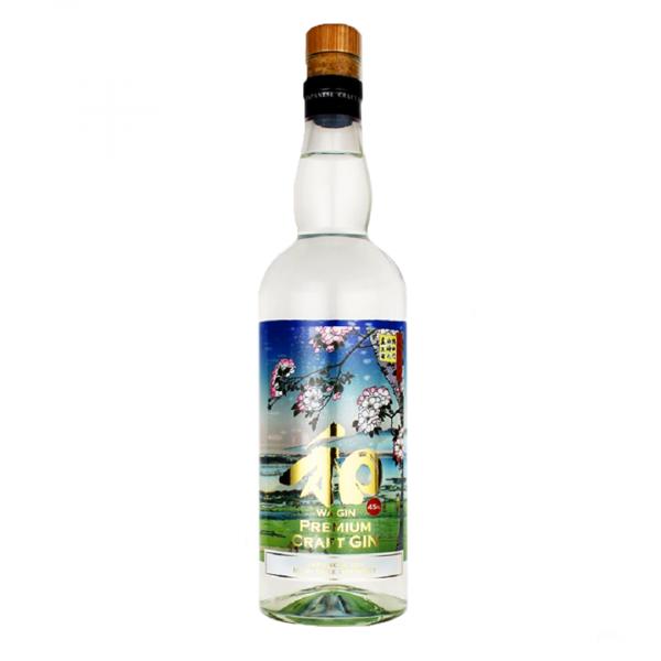 Meiri Shurui Premium Craft Gin Wajin