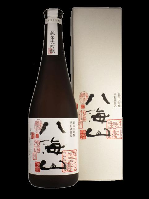 Hakkaisan Kowagura Junmai Daiginjyo Sake