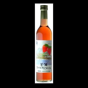 Hakodate Hokkaido Tomakomai Sweet Ichigo Wine