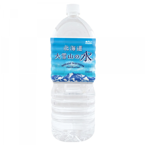 Hokuren Hokkaido Taisetsuzan Natural Mineral Water