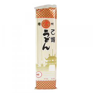 Marutsune Otohime Udon (Dried Thick and Round Wheat Noodles)