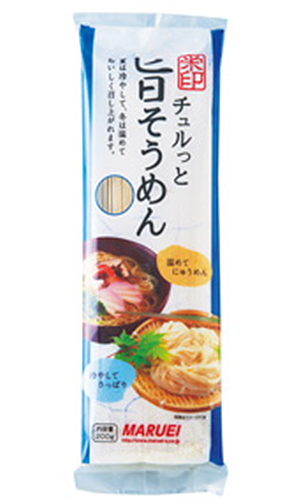 Maruei Uma Somen (Fine Wheat Dried Noodle)