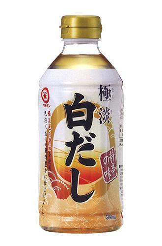 Marukin Shiro Dashi Clear Stock Base