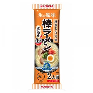 Marutai Yadai Tonkotsu Aji Bo Packet Ramen