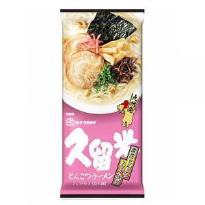 Marutai Kurume Nouka Tonkotsu Packet Ramen
