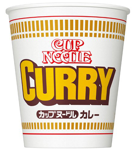 Nissin Curry Cup Noodles