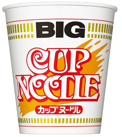 Nissin BIG Shoyu Cup Noodles