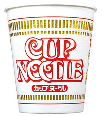 Nissin Shoyu Cup Noodles