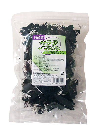 Futaba Salad Friend (Dried Assorted Seaweed for Salad)