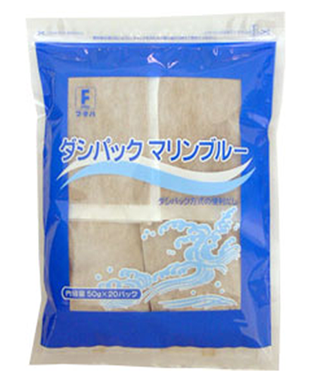Futaba Dashi Pack (Marine Blue)