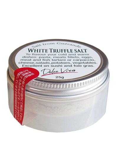 Japan Salt White Truffle Salt