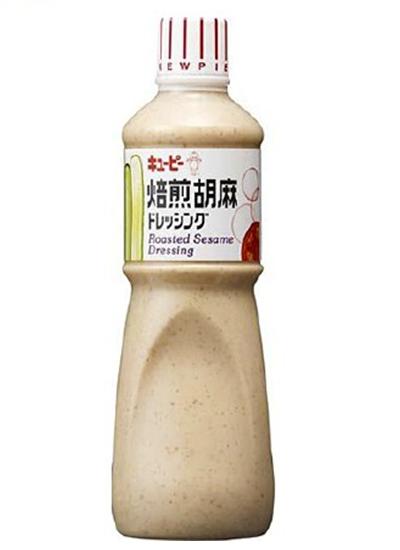 Kewpie Baisen Goma (Deep Roasted Sesame Dressing)
