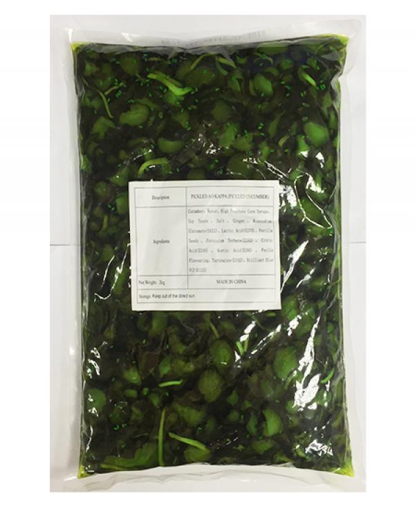 Isshin Kyuri Tsuke (Pickled Cucumber)