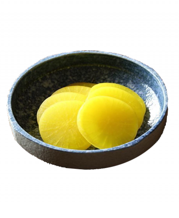 Takuan Ippon Zuke (Pickled Yellow Radish)