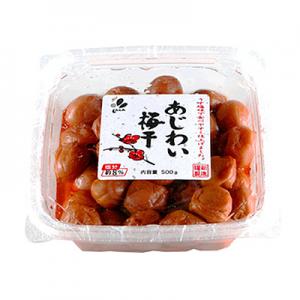 Shin Shin Ajiwai Umeboshi (Pickled Plum)