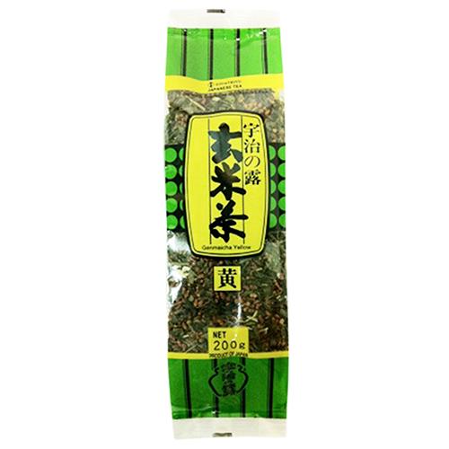 Fukujyuen Genmai Cha (Green Tea with Brown Rice)
