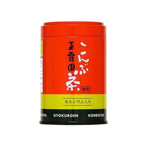 Gyokuroen Konbucha (Tea with Granulated Kelp)