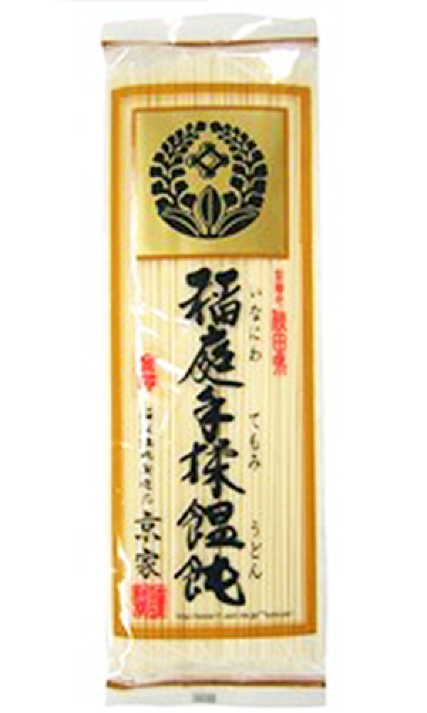 Inaniwa Temomi Udon (Dried Special Udon)