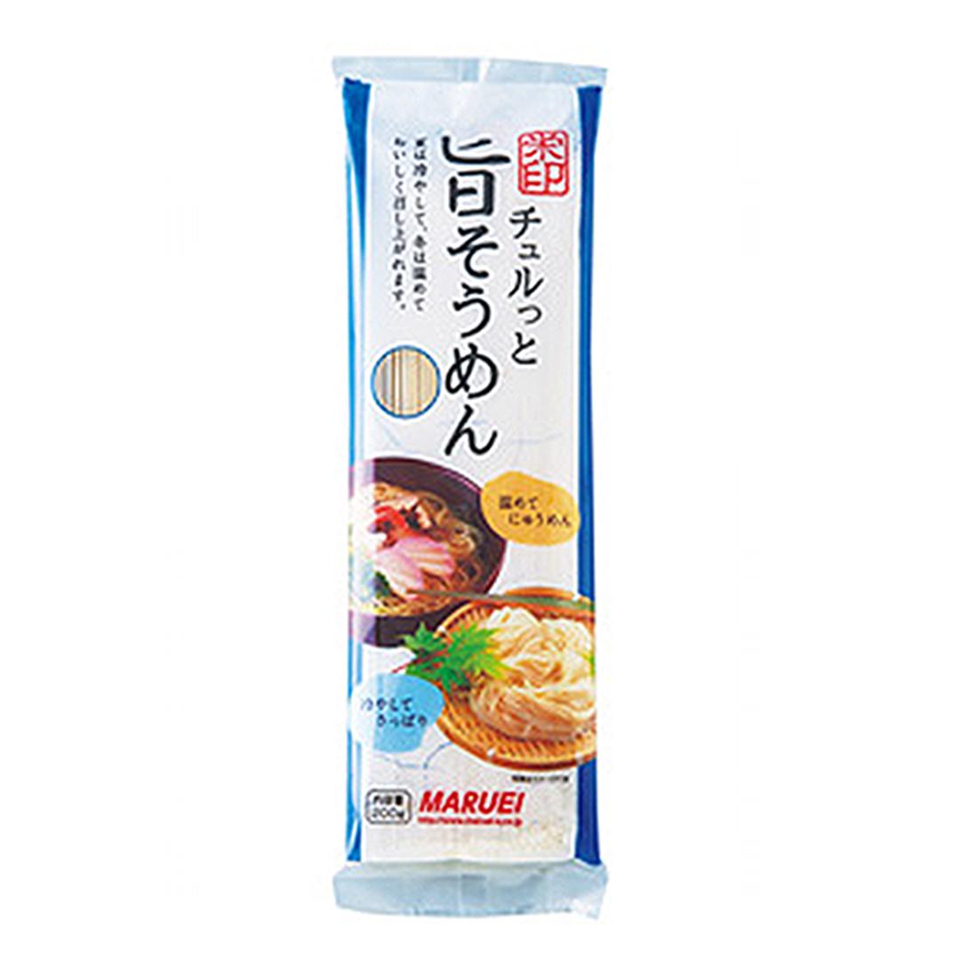 Maruei Uma Somen (Fine Wheat Dried Noodle)