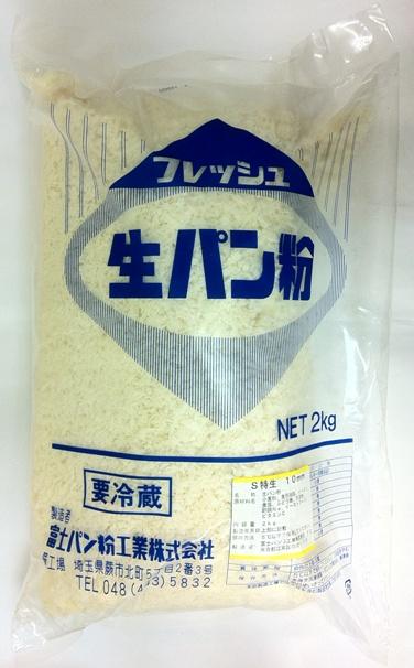 Fuji-Panko Jyohaku Nama Panko