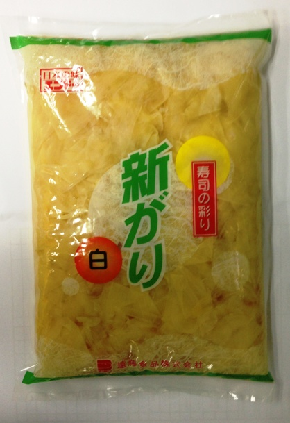 Endo Shin Gari Shiro (Pickled Ginger)