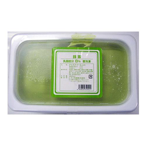 Hikari Matcha Ice Cream