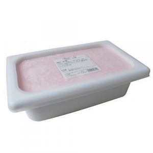 Meiji Hakuto Sorbet (White Peach Sorbet)