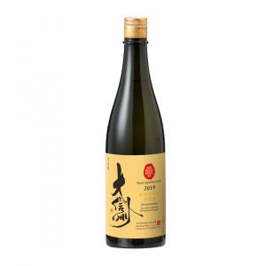 Daishinshu Kinmon-Nishiki Junmai Daiginjyo Sake