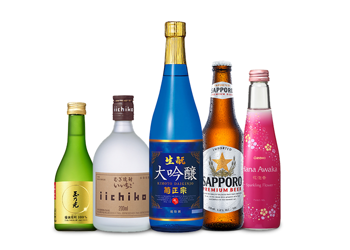 Makoto-Ya Singapore | Leading Japanese Food and Beverage Importer