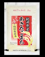 Akita Komachi Rice